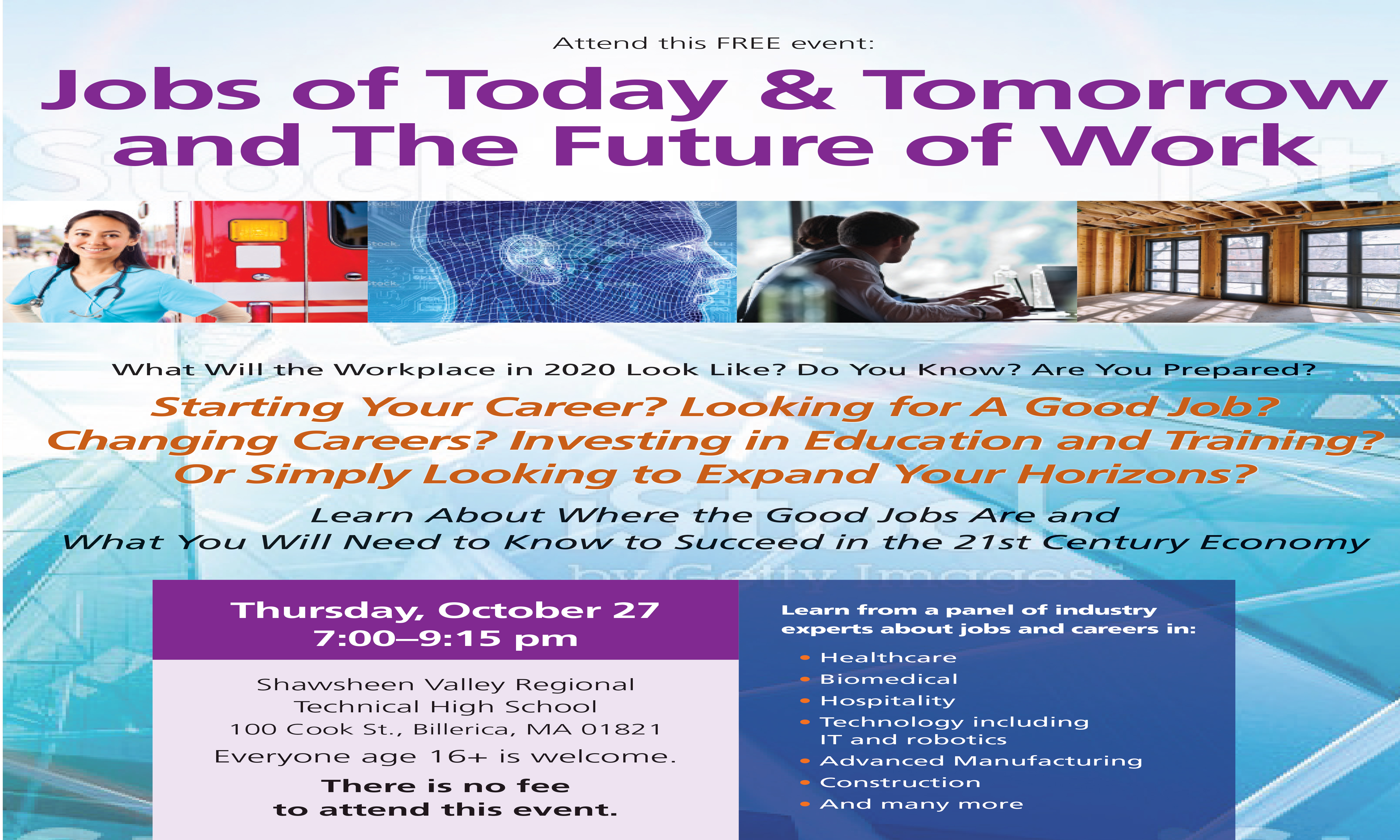 shawsheen jpg what will the workplace in 2020 look like do you know are you prepared starting your career looking for a good job changing careers