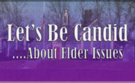 Let's Be Candid About Elder Issues Podcast