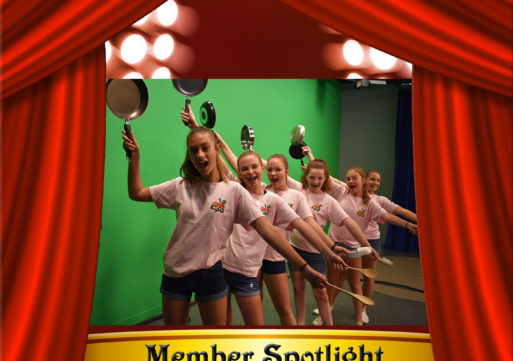 Member Spotlight: The Awesome Cooks